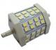 LED R7S -24x5050 SMD EPISTAR, bílá