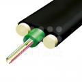 Kabel optický, A-D2YT, Flat DROP, 12 vl., 9/125, 1550N, plochá konstrukce 7.7x3.8mm, KDP