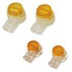 HJKT2 spojka lisovací gelem plněná, spoj 2 drátů 0,4-0,9mm
