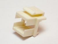 Adaptér - použití za keystone pro spojku SC